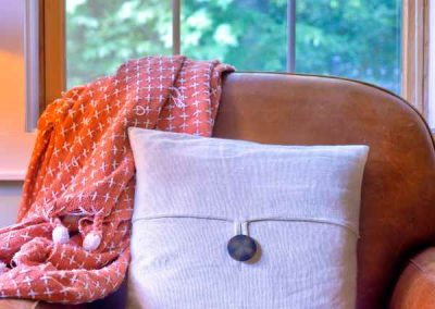 cozy-cushion-on-the-chair-Mountaintop-rentals