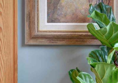 painting-on-the-wall-Mountaintop-rentals